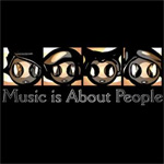 Music is About People