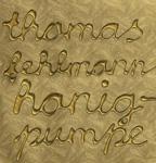 Thomas Fehlmann / Honigpumpe (KOMPAKT)