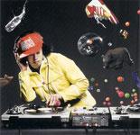 DJやついいちろう / DJやついいちろう1 (Victor)