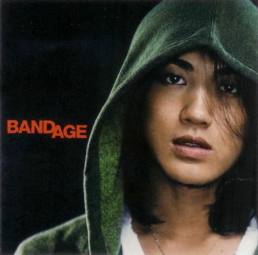 LANDS / BANDAGE (J Storm) CD+D...