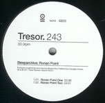 Sleeparchive / Ronan Point (Tresor)