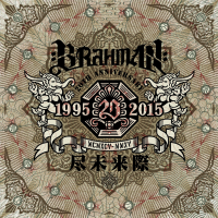 BRAHMAN / 尽未来際 (Toys Factory) CD