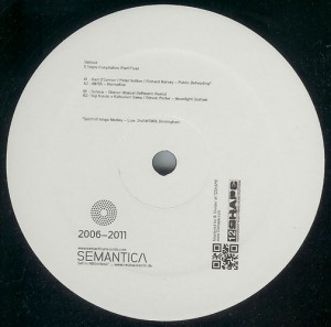 V.A. / 5 YEARS COMPILATION (PART FIVE) (Semantica)
