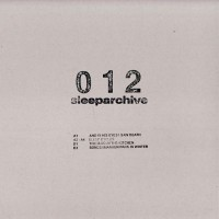 Sleeparchive / And in His Eyes I Saw Death (Sleeparchive)