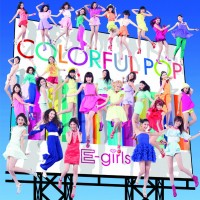 E-girls / COLORFUL POP (rhythm zone)