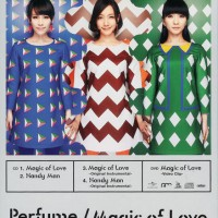 Perfume / Magic of Love (UNIVERSAL)