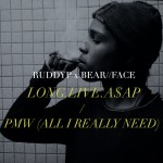 Ruddyp x Bear//Face / Ruddyp x Bear​/​/​Face Split