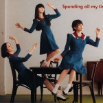 Perfume / Spending all my time (UNIVERSAL)