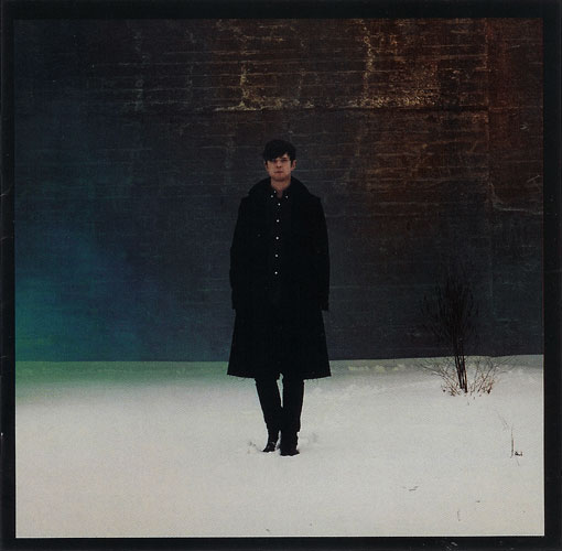 JAMES BLAKE / OVERGROWN (republic)