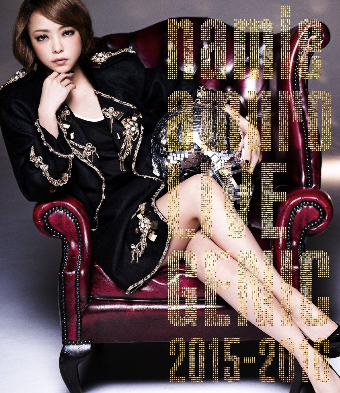 安室奈美恵 / namie amuro LIVEGENIC 2015-2016 (avex)